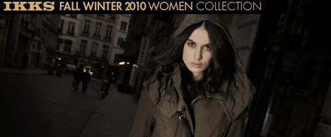 ikks femme nouvelle collection